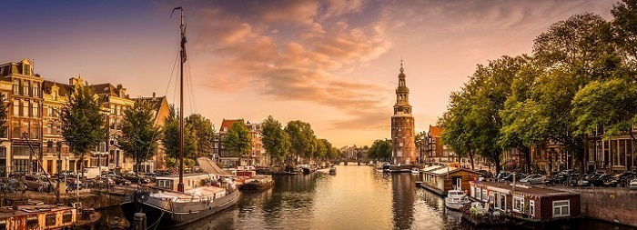2 for 1 mini cruises to Amsterdam with DFDS
