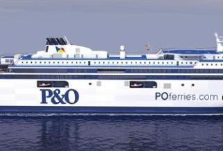 50% OFF a Flexi upgrade to Calais with P&O Ferries