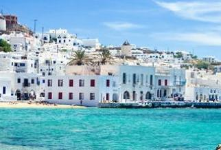 Beautiful Greece & Cyclades Islands