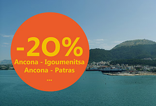 Italy-Greece: Book in Advance & Save 20%