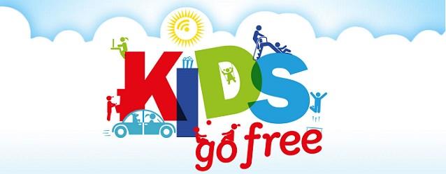 Kids Go Free across the Irish Sea