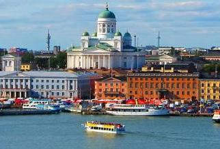 Scandinavia Starting at Only $25 One Way